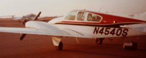 Dave's plane