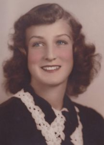 Dorothy, in college at UCLA