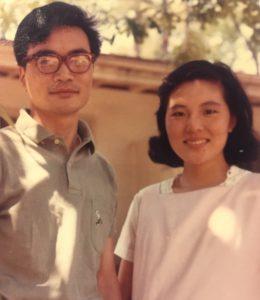 Youshehiro and Chio,