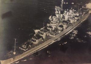 USS Los Angeles, CA-135